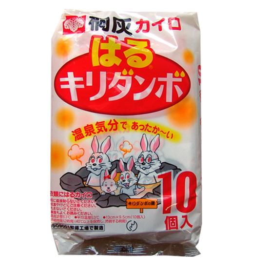 일본키리바이- 핫팩-파스형기리단보(붙이는타입)