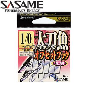 2사사메-TO-05 칼치 O.S.HOOK / 갈치 오프셋 훅 / 갈치 바늘