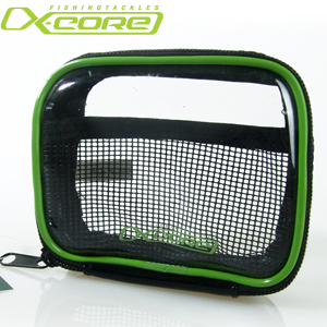 엑스코어-투명 파우치 / 찌케이스 / XCP-01A