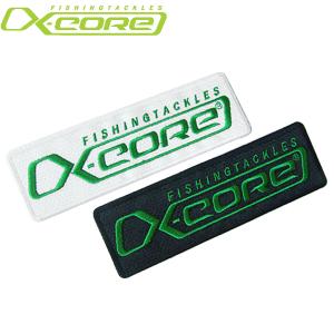 엑스코어-X-CORE 로고패치