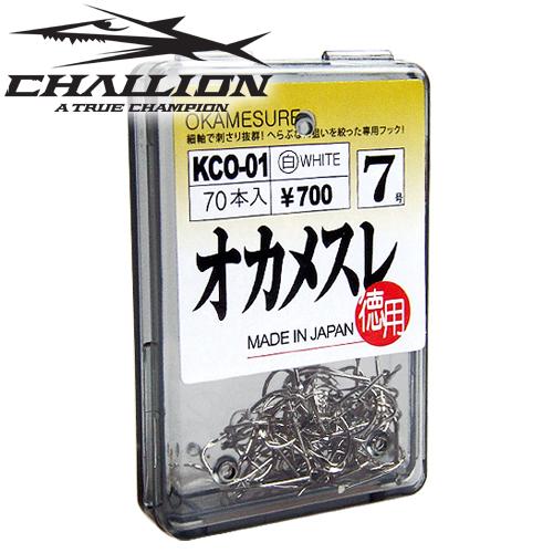 챌리온-오카메스레 KCO-01-CBOX 바늘