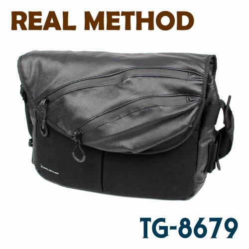 거상 리얼메소드 메신져 가방 TG-8679