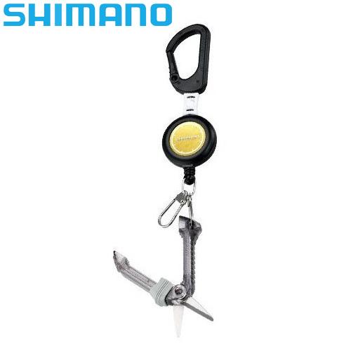 7시마노-PI-033N 카라비너 릴 콤팩트 슬라이드 가위자 / 핀온릴