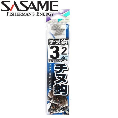 2사사메-AA301(WHT)/AA302(BK) 치누 바늘채비
