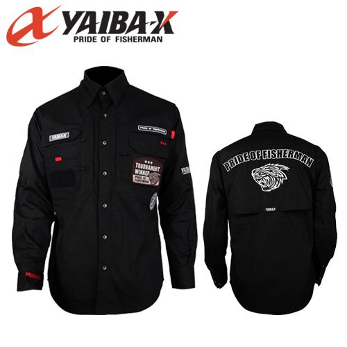 야이바-KYTS-3(신형남방) 토너먼트위너 긴팔 셔츠