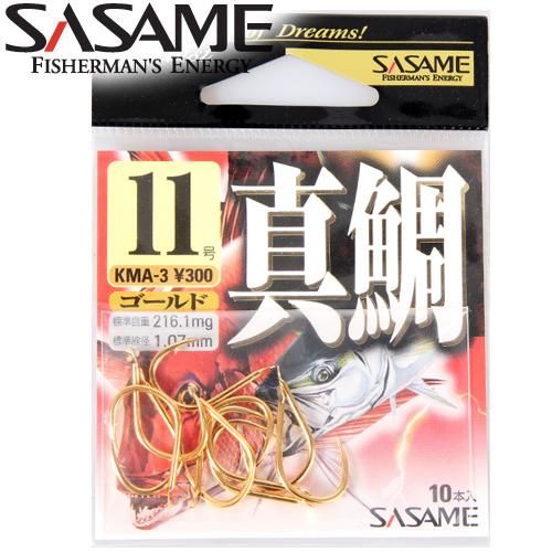 2사사메-KMA-3-진조-골드 바늘 / 참돔
