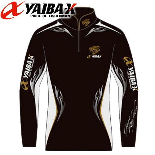 야이바엑스 YZS-7C 쿨셔츠 블랙