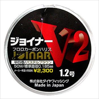 3다이야-JOINAR-V2-50M 목줄/카본목줄
