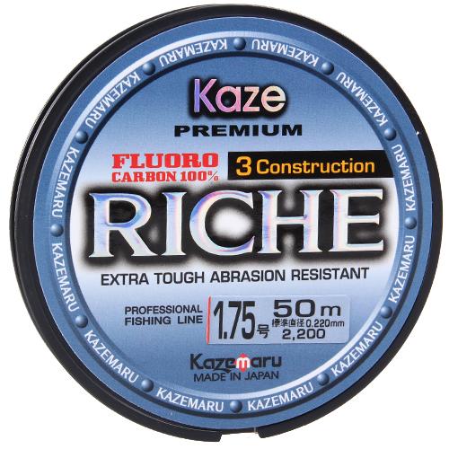 대영산업-리체 목줄 50m / 3Construction fluoro carbon100% RICHE 50m