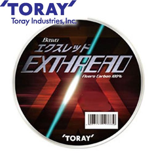 토레이-BAWO EXTHREAD 150m / 엑스레드 네츄럴 라인