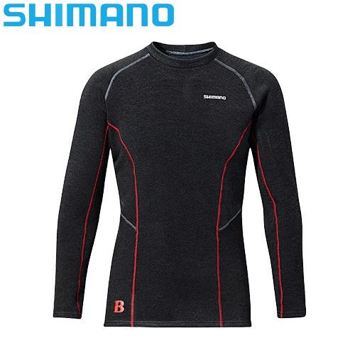 2시마노IN-020N UNDER SHIRT/호흡 하이퍼 + ℃ 스트레치 언더 셔츠 (극후 타입) /내의상의