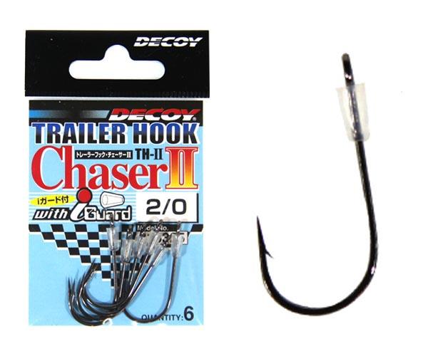 데코이-TRAILER-HOOK-CHASER2-TH-2 트레일러훅/배스/광어다운샷/웜바늘/