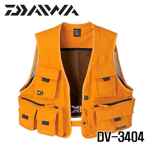 다이와-피싱 베스트 DV-3404/낚시조끼/낚시복/베스트