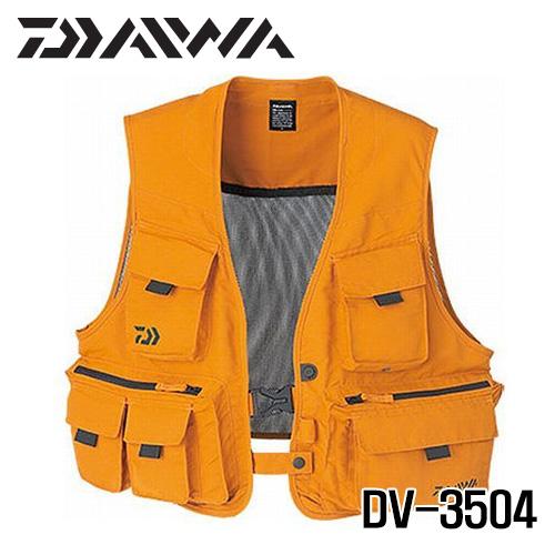 다이와-피싱 베스트 DV-3504/낚시조끼/낚시복/베스트