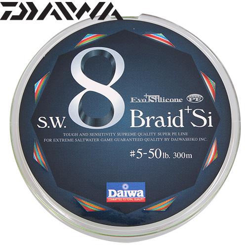 특가다이와-브라이드 SI 300M/200M/S.W.8 Braid + Si