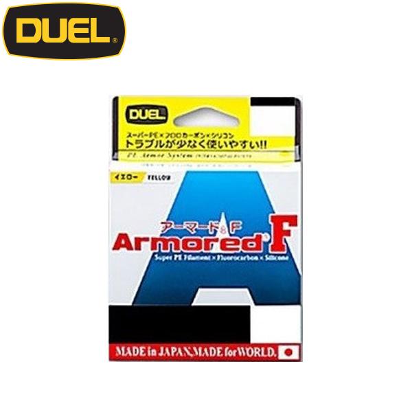 듀엘-ARMORED F 아모레드R F/150M/아징줄/송어합사