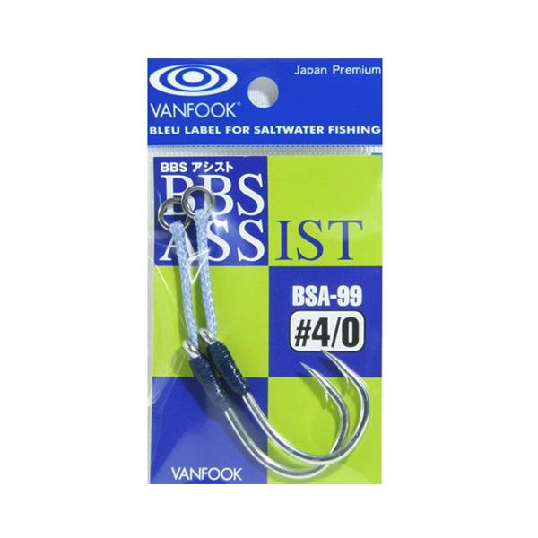 VANFOOK밴훅-BSA-99 BBS-어시스트/지깅바늘/루어바늘