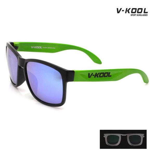 V-KOOL-VK-1997-블랙스카이 블루그린/선글라스/편광