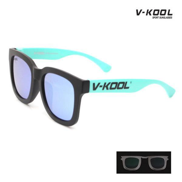 V-KOOL VK-1998-블랙스카이블루 민트/선글라스/편광