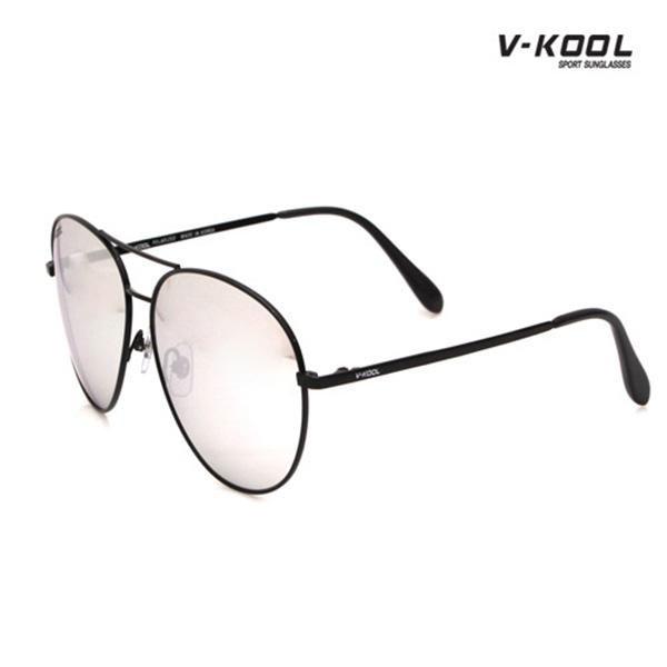 V-KOOL-VK-1999-블랙실버보잉/선글라스/편광안경/미러