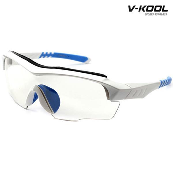 V-KOOL-편광밀러-7167-화이트블루 변색/선글라스/편광