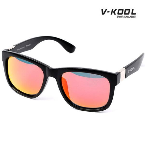 V-KOOL-VK-7177-블랙골드/선글라스/편광안경/미러코팅