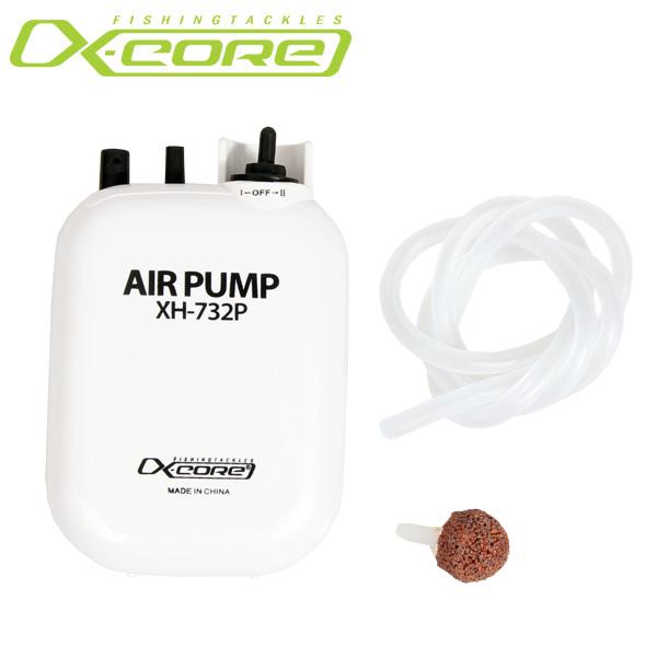 엑스코어- XH-732P 기포기/산소발생기/에어펌프/스톤