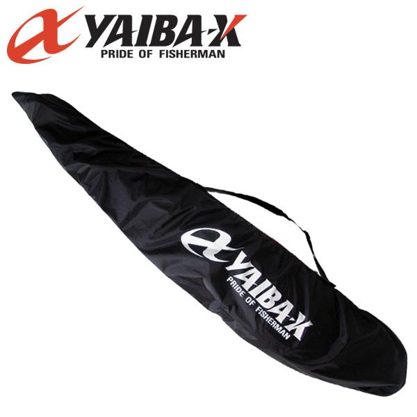 야이바엑스 - 로드케이스 레인커버 (가방방수포 YBC-01) 140cm용 블랙