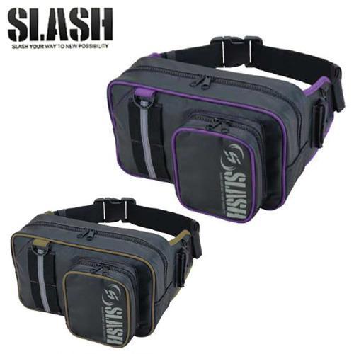 슬라쉬-SL-082 라이트게임 BAG 힙색 보조가방